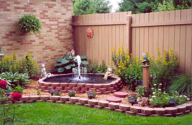 Садовый декор своими руками фото