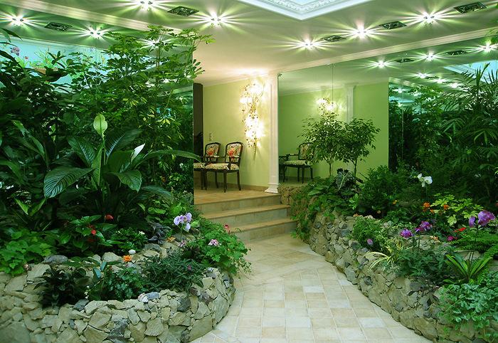 Ландшафтный дизайн дома