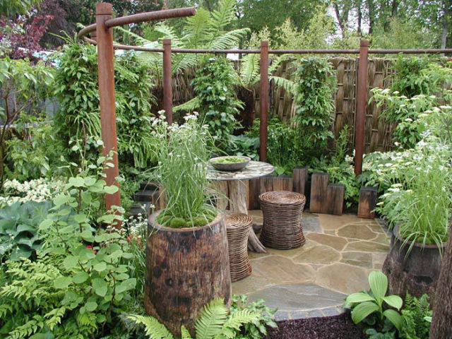Стиливые сады