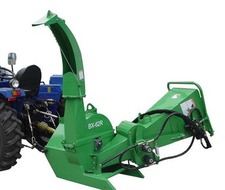 Навесной измельчитель BX62R